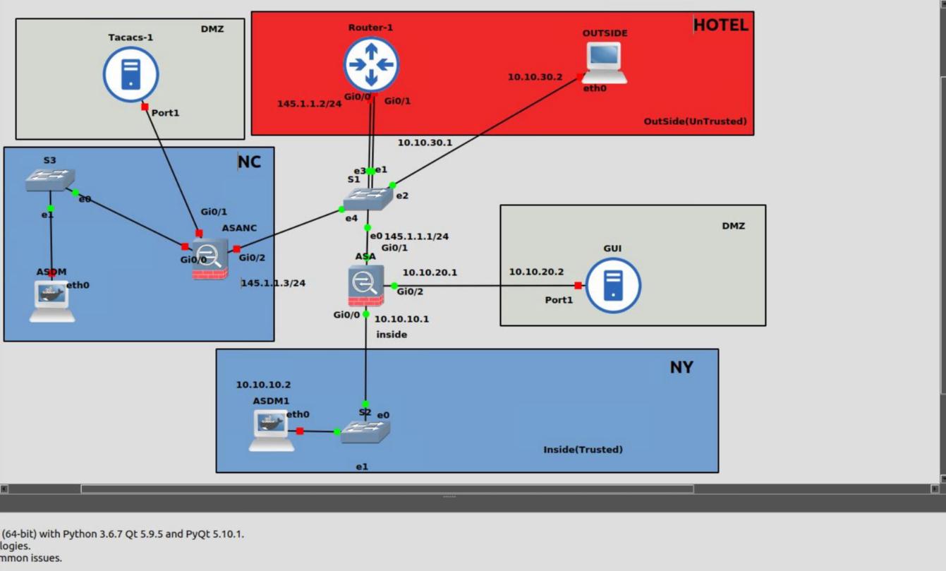 Clientless SSL VPN ASDM With Multiple Cisco ASAs