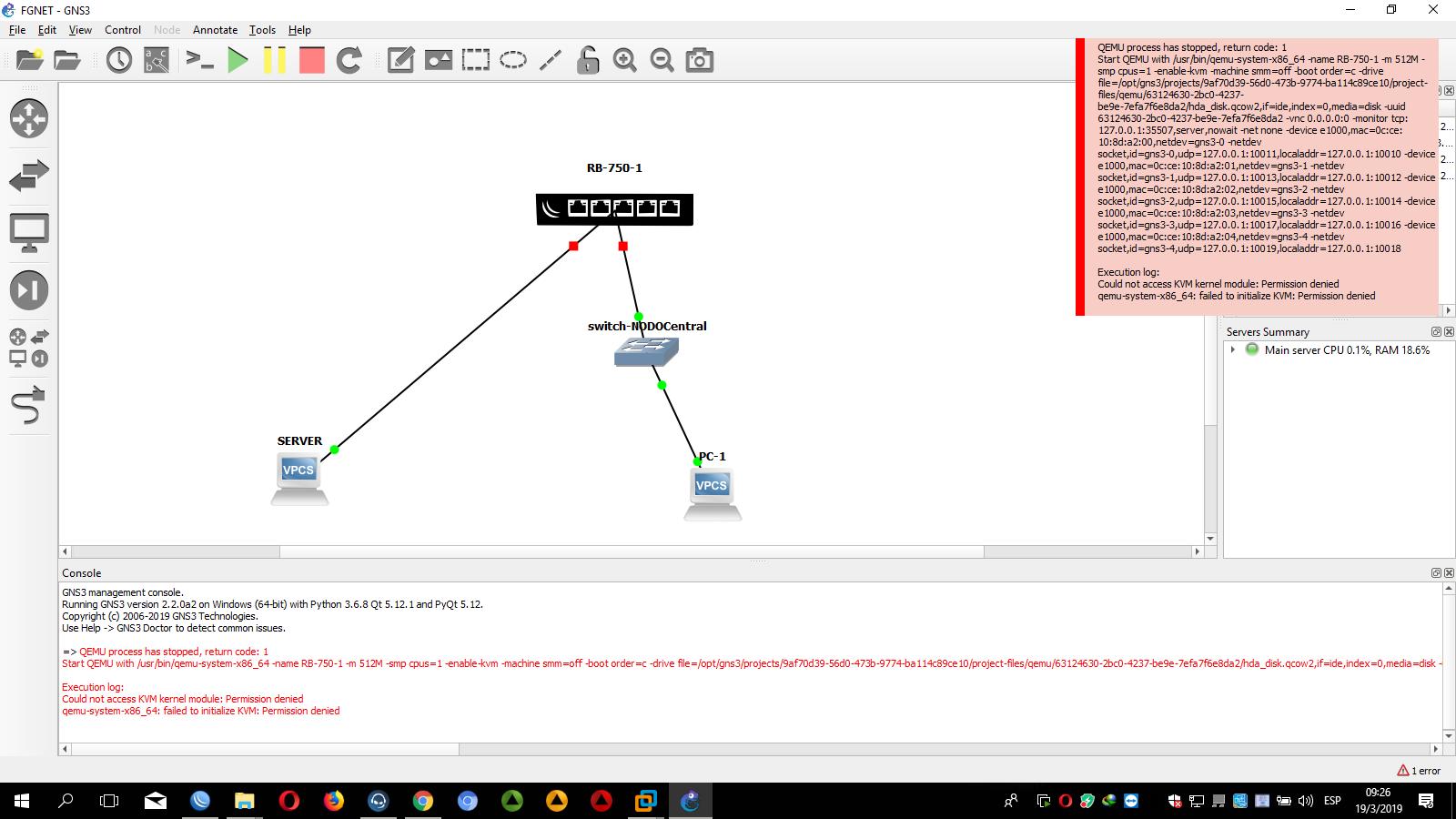 [Solved] Could not access KVM kernel module: Permission denied