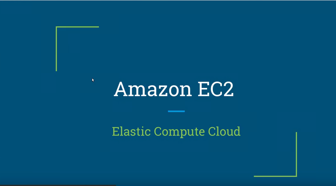 AWS Certified Solutions Architect   EC2 Intro