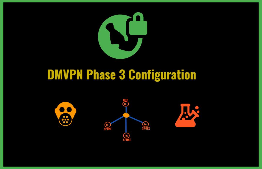 CCNP Security   DMVPN Phase 3 Configuration