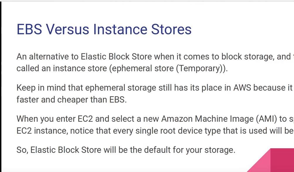 Elastic Block Store (EBS) Tutorial   Amazon Web Services