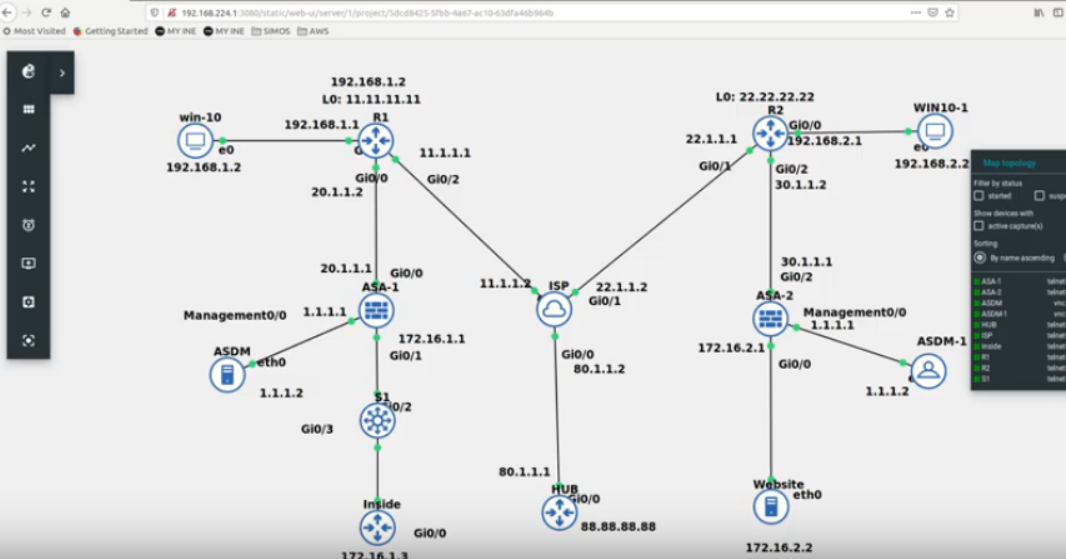 Anyconnect IKEv2 IPSEC and Anyconnect SSLVPN Deep Dive With GNS3
