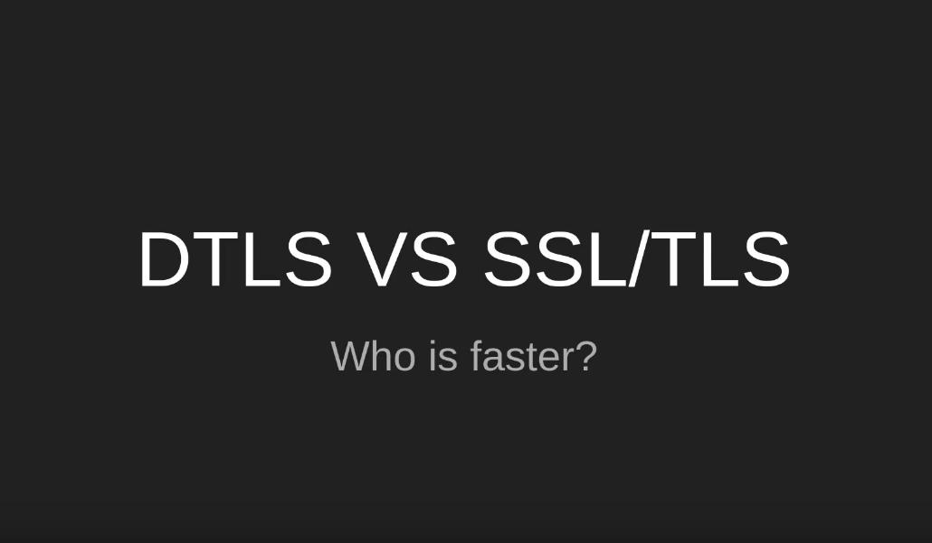 SSL, TLS and DTLS + LAB